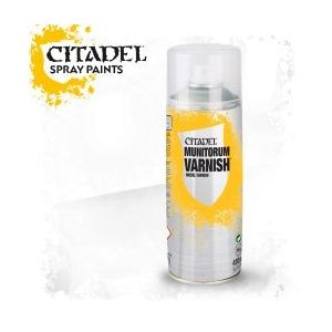 Citadel Spray - Munitorum Varnish 62-03-80