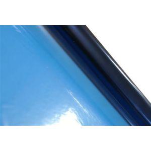 Cellofaan blauw Rol 70x500cm 190739