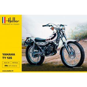 Heller Yamaha TY125 HEL-80902