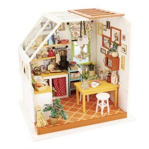 Diy Miniature House Jasons Kitchen
