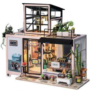 Diy Miniature House Kevin's studio