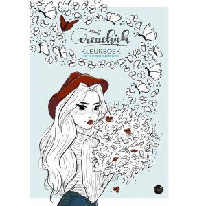 Kleurboek Creachick