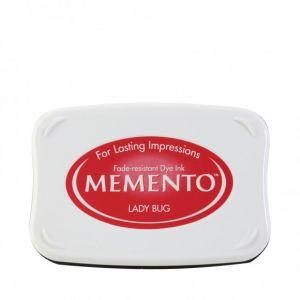 Memento stempelkussen Ladybug