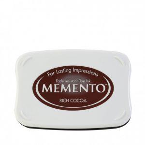 Memento stempelkussen Rich Cocoa