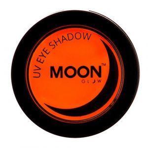 Moon Glow Neon UV eyeshadow orange