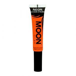 Moon Glow Neon UV hairstreaks orange