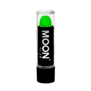 Moon Glow Neon UV lipstick green