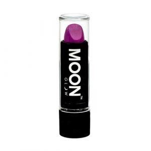 Moon Glow Neon UV lipstick purple