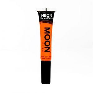 Moon Glow Neon UV mascara orange