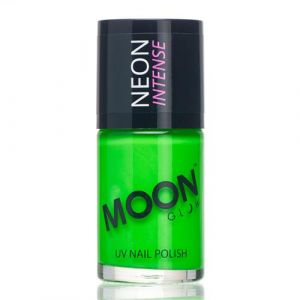 Moon Glow Neon UV nailpolish green