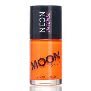 Moon Glow Neon UV nailpolish orange