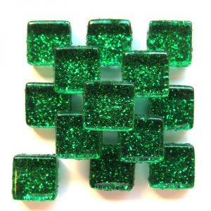 Mini Glitter Cloverfield 10x10mm 100 gram sealo44
