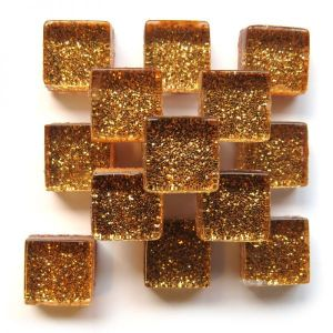 Mini Glitter Copper Clad 10x10mm 100 gram sealo15