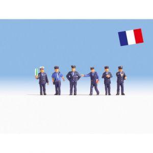 NOCH Frans spoorwegpersoneel 6st