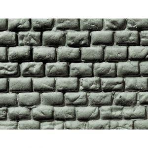 NOCH Muur 3D grijs
