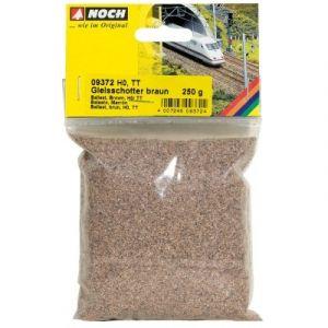 NOCH Ballast bruin 250 gram