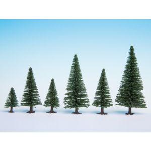 NOCH Dennenbomen 5-14cm 10st