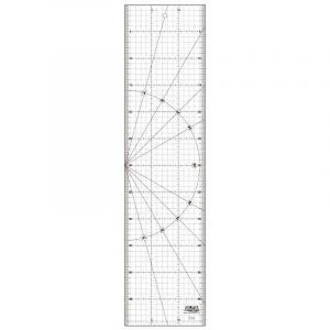 Olfa quilt ruler liniaal 15x60cm
