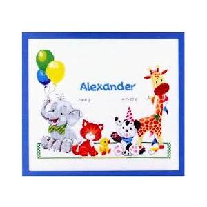 Pako geboortepakket Paulien/Alexander