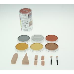 PanPastel Metallics set 6 kleuren