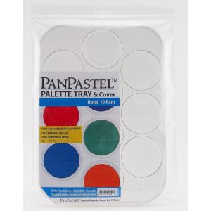PanPastel Palette tray 10 colors