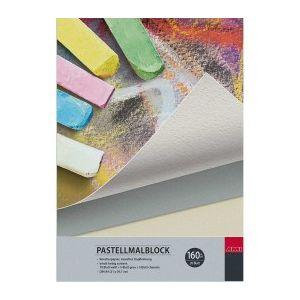 Ami Pastelblok A4 160g/m2  20vel mix kleuren