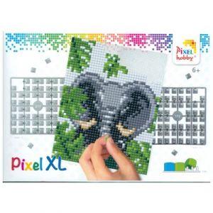 Pixel hobby XL pakket 4 basisplaten Olifant