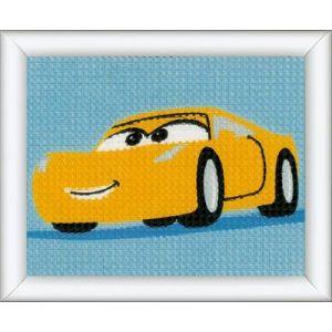 Vervaco Disney® borduurstramien Cars Cruz