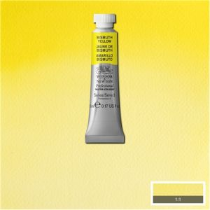 Professional water colour 025 bismuth yellow