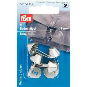 Prym Bodemnagels voor tassen Ø15mm 4st