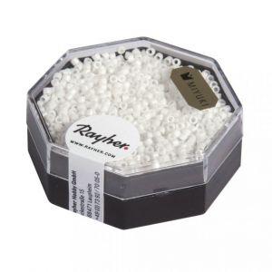 Miyuki Delica rocailles 1,6mm mat opaak Rayher 14764100