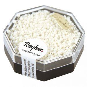 Miyuki Delica rocailles 1,6mm mat opaak Rayher 14764102