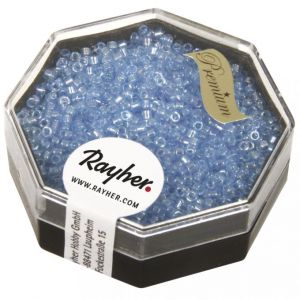 Miyuki Delica rocailles 1,6mm mat opaak Rayher 14764825