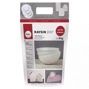 Gietpoeder Raysin 200 wit 4 kilo Rayher 34 410 102