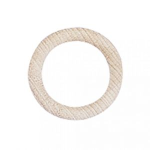 Houten ringen Ø3,5cm Rayher 64 017 00