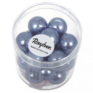 Renaissance glasparel 12mm azuurblauw 14 404 374