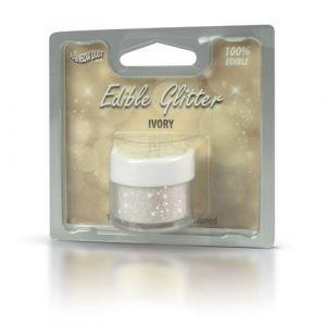 RD Edible glitter ivory 5gr