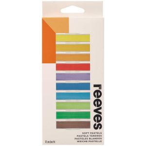Reeves soft pastel, 12st