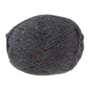 Regia Tweed sokkenwol 4-draads kleur 98 charcoal