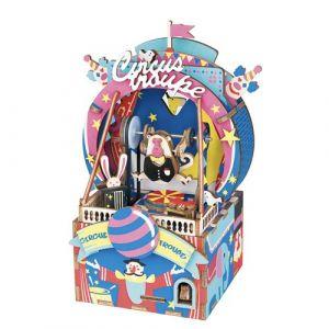 DIY Music Box Amusement Park