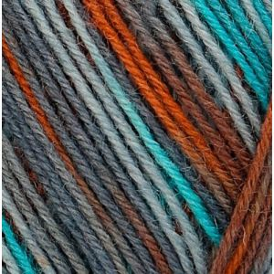 Regia sokkenwol 4-draads 2892 manhattan color 9801-269/2892