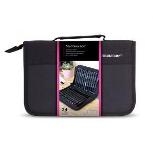 Spectrum Noir Carry case voor 24 markers