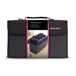 Spectrum Noir Carry case voor 72 markers