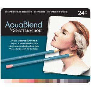 Spectrum Noir Aquablend Essentials set 24 stuks