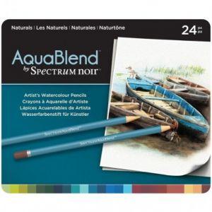 Spectrum Noir Aquablend Naturals set 24 stuks