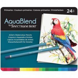 Spectrum Noir Aquablend Primaries set 24 stuks
