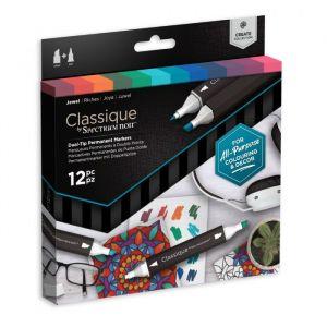 Spectrum Noir Classique Jewel set 12-delig SPECN-CS12-JEW