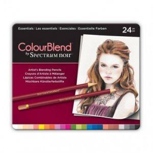 Spectrum Noir Colourblend Essentials set 24 stuks