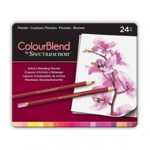 Spectrum Noir Colourblend Florals set 24 stuks