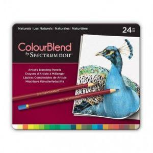 Spectrum Noir Colourblend Naturals set 24 stuks